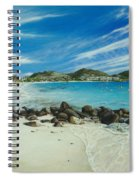 Orient Beach Spiral Notebook