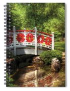 Orient - Bridge - Tranquility Spiral Notebook