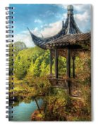 Orient - From A Chinese Fairytale Spiral Notebook
