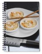 Oriental Spiral Notebook
