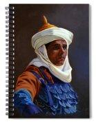 Orientalist 01 Spiral Notebook