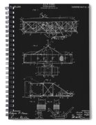 Original 1906 Wright Brothers Full Patent Spiral Notebook