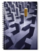 Original Unique Different Extrovert Individual Exceptional Singular Special Spiral Notebook