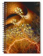 Origination Spiral Notebook