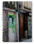 Orleans France Alley Spiral Notebook