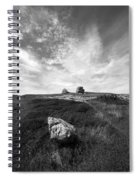 Orme Rocks Spiral Notebook