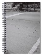 Ormsby Ave. 7 Bw Spiral Notebook