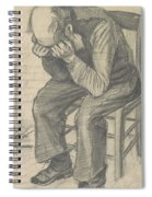orn Out The Hague  November 1882 Vincent van Gogh 1853  1890 Spiral Notebook