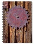 Ornamental Spiral Notebook