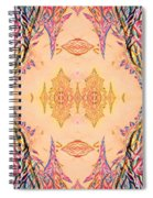 Ornamented Beauty Spiral Notebook