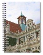 Ornate Architecture Spiral Notebook