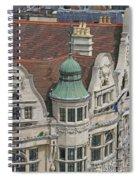 Ornately Oxford Spiral Notebook