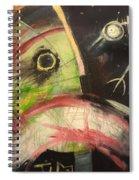 Ornithophobia  Spiral Notebook