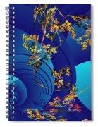 Orphaned  Spiral Notebook