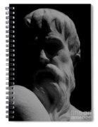 Orpheus Looks Back Spiral Notebook