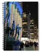 Orpheus Spiral Notebook