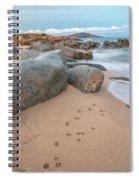 Orri Beach Spiral Notebook