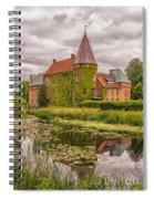 Ortofta Slott Spiral Notebook