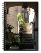 Orvieto Arch Spiral Notebook
