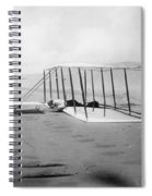 Orville Wright, 1901 Spiral Notebook