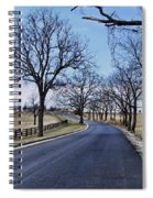 Osage County Road Spiral Notebook
