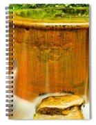Osage Spring Spiral Notebook