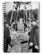 Oscar Erbsloh (1879-1910) Spiral Notebook