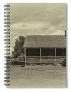 Osceola Ave Spiral Notebook