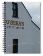 O'shea's Spiral Notebook