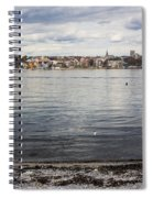 Oslo Waterfront Spiral Notebook