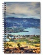 Osoyoos Lake 2 Spiral Notebook
