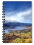 Osoyoos Lake Spiral Notebook