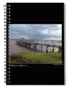Osprey  Spiral Notebook