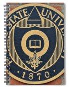 Osu Established Eighteen Seventy Spiral Notebook