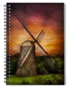 Other - Windmill Spiral Notebook