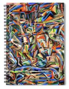 Other World Spiral Notebook