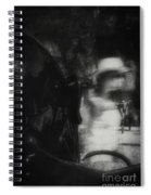 Otherness Vi Spiral Notebook