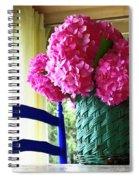 Otisco Morning Spiral Notebook
