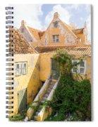 Otrobanda Curacao Spiral Notebook
