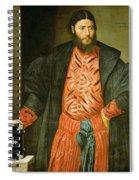 Ottaviano Grimani. Procurator Of San Marco Spiral Notebook