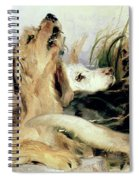 Otter Hounds Spiral Notebook
