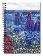 Otto Trail Overlook Spiral Notebook