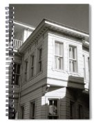 Ottoman Housing Spiral Notebook