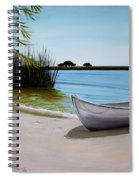 Our Beach Spiral Notebook