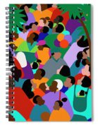 Our Community Spiral Notebook