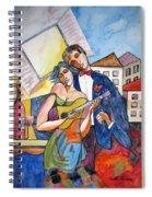 Our Dream Spiral Notebook