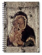 Our Lady Of Don Spiral Notebook