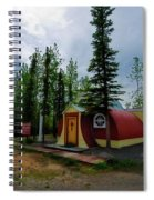 Our Lady Of Grace Beaver Creek Yt Spiral Notebook