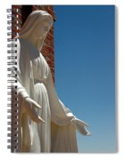 Our Lady Of Grace Spiral Notebook