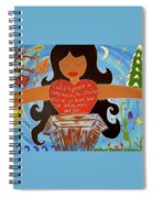 Our Lady Of Proclamation Spiral Notebook